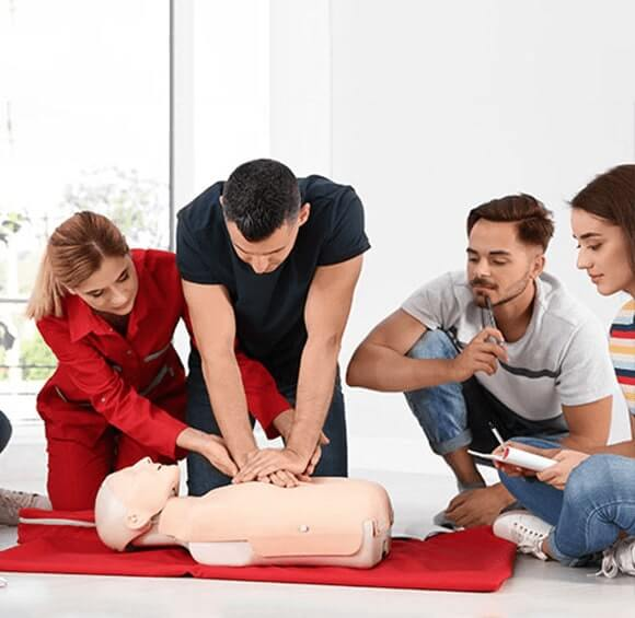 First aid training course, brampton , CPR certification, First aid training and CPR Certification